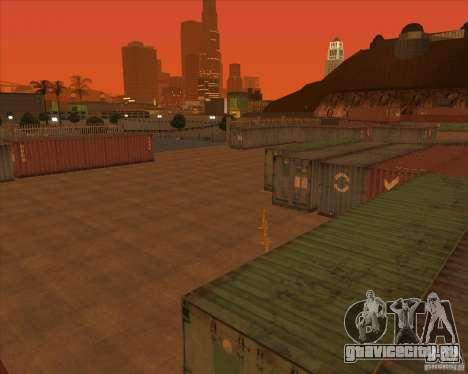 Portland для GTA San Andreas четвёртый скриншот