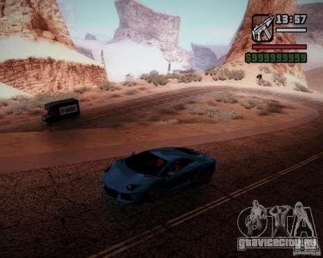 SA DirectX v1.2a для GTA San Andreas второй скриншот