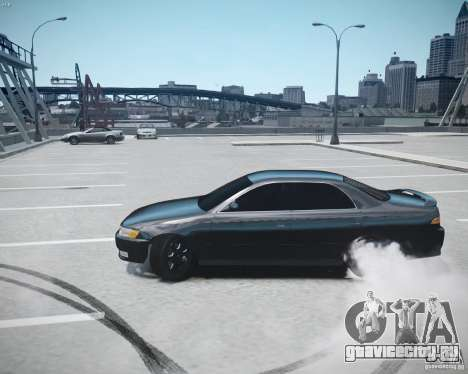 Toyota Mark II Tourer V для GTA 4 вид справа