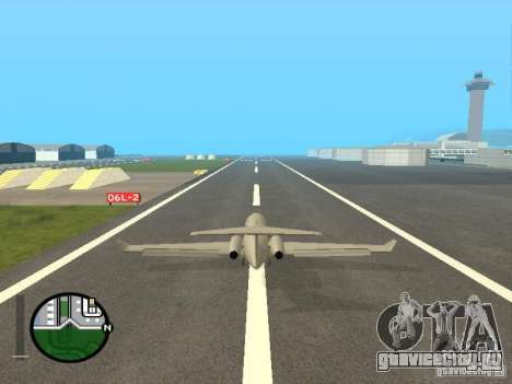 Работа пилотом для GTA San Andreas четвёртый скриншот