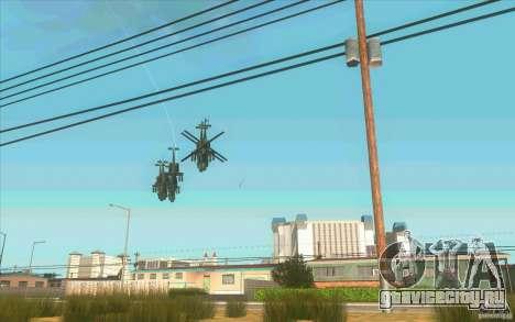 6 звезд для GTA San Andreas второй скриншот