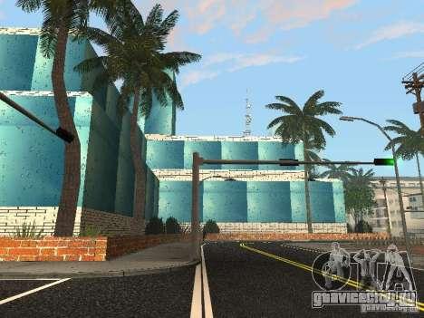 Обновлёный госпиталь Лос-Сантоса v.2.0 для GTA San Andreas пятый скриншот