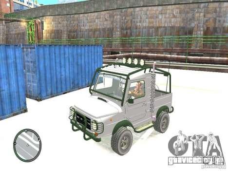 ЛуАЗ 969М Tuning для GTA 4