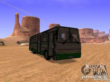 Ikarus C63 для GTA San Andreas