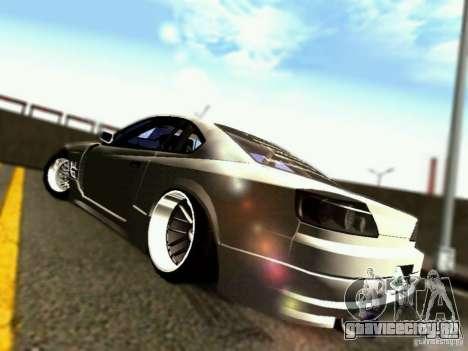 Nissan 150SX Drift для GTA San Andreas вид справа