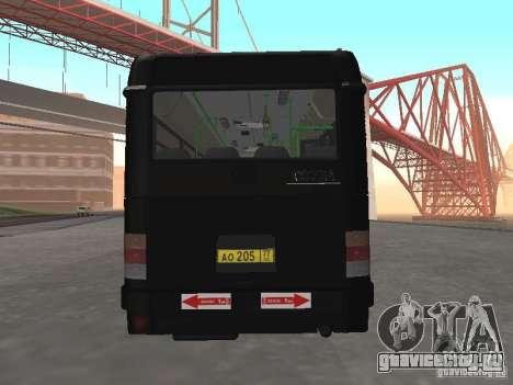 Московит 6222 для GTA San Andreas вид справа