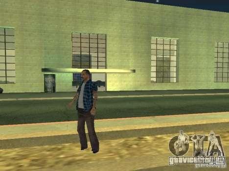 Оживленные места v1.0 для GTA San Andreas десятый скриншот