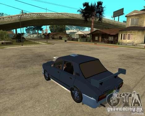 Dacia 1310 tuning для GTA San Andreas вид слева