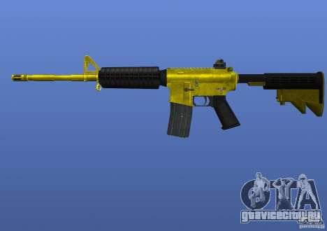 M4A1 для GTA 4