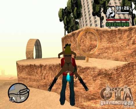 Пизанская башня для GTA San Andreas четвёртый скриншот