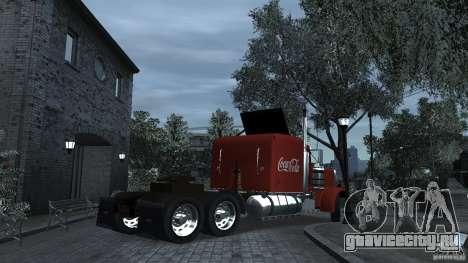 Coca-Cola для GTA 4 вид сзади слева