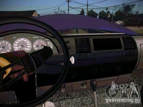 ГАЗель 33023 для GTA San Andreas вид сбоку