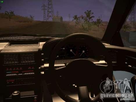 Mazda RX-7 FC3S для GTA San Andreas вид сбоку
