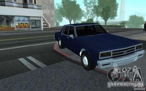 1983 Chevrolet Impala для GTA San Andreas