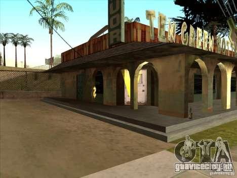 Легальный бизнес Cиджея для GTA San Andreas второй скриншот