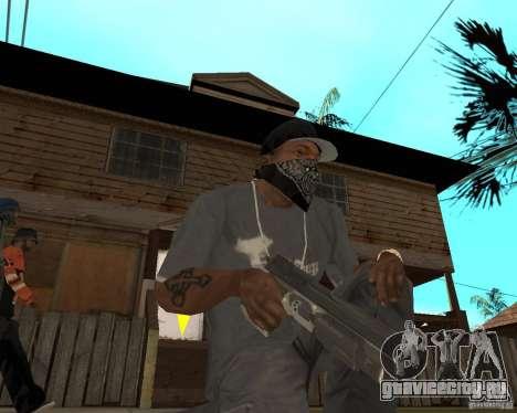 Desert Eagle из CoD:MW2 для GTA San Andreas