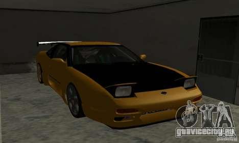 Nissan 240SX Drift Tuning для GTA San Andreas