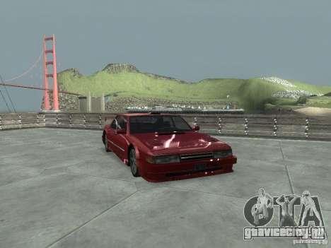 ENBSeries для слабых ПК для GTA San Andreas четвёртый скриншот