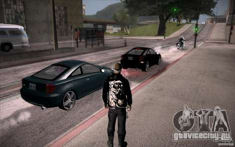Lensflare 1.1 Final для GTA San Andreas пятый скриншот
