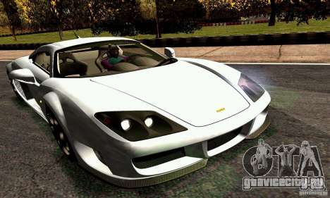 Noble M600 2010 V1.0 для GTA San Andreas