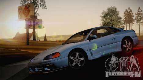 Dodge Stealth RT Twin Turbo 1994 для GTA San Andreas вид справа