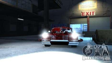 Apocalyptic Mustang Concept (Beta) для GTA 4 вид сзади слева