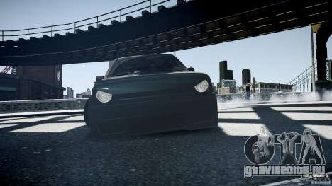 Volkswagen Golf 2 Low is a Life Style для GTA 4 вид справа