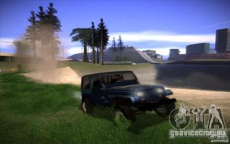 Мои настройки ENB v2 для GTA San Andreas восьмой скриншот