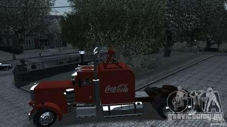 Coca-Cola для GTA 4 вид слева