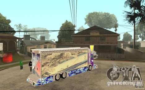 ART TRACK для GTA San Andreas вид справа