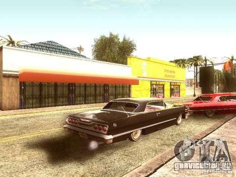 Новый Enb series 2011 для GTA San Andreas седьмой скриншот