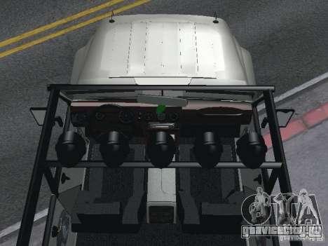 УАЗ-3159 для GTA San Andreas вид справа