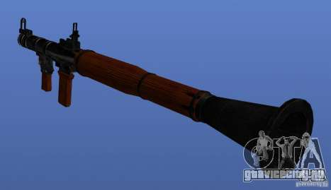 Weapons Retex для GTA 4 пятый скриншот