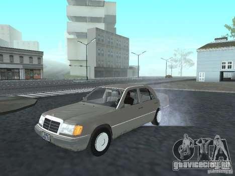 Mercedes-Benz 250D для GTA San Andreas вид слева