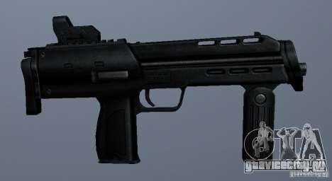 MP7 для GTA San Andreas четвёртый скриншот
