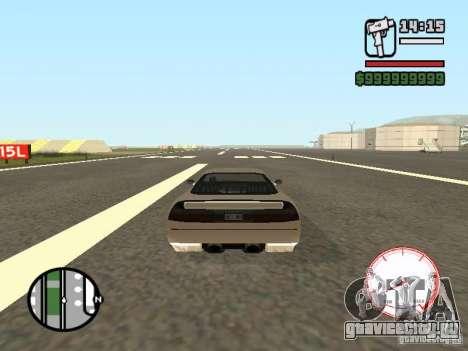 Спидометр DepositFiles для GTA San Andreas второй скриншот