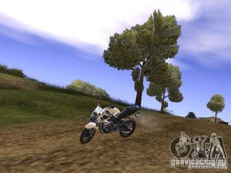 Yamaha V-Ixion для GTA San Andreas