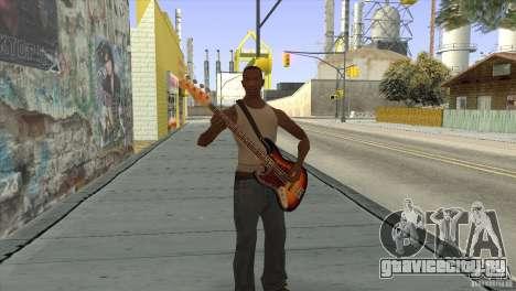 Песни группы КИНО на гитаре для GTA San Andreas одинадцатый скриншот