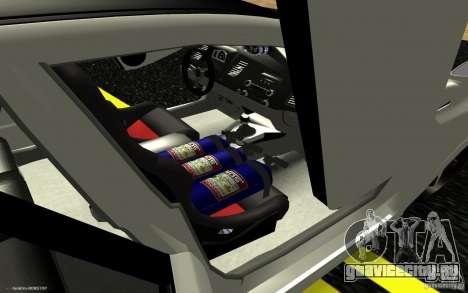 Honda Civic Type R для GTA San Andreas вид сбоку