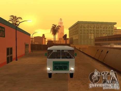 Кубань Г1А1 для GTA San Andreas вид сзади слева