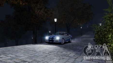 Low End PC ENB By batter для GTA 4 одинадцатый скриншот