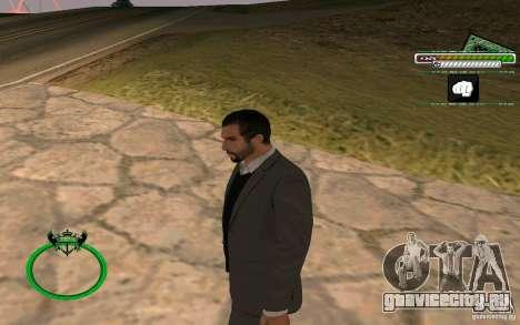 Новый HD Скин Бизнесмена для GTA San Andreas второй скриншот