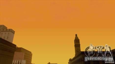 BM Timecyc v1.1 Real Sky для GTA San Andreas двенадцатый скриншот