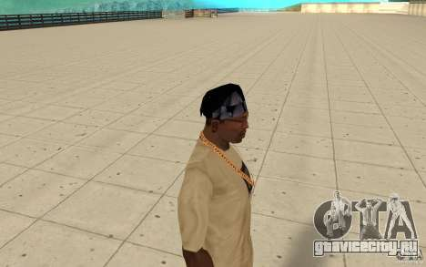 Бандана glass для GTA San Andreas второй скриншот