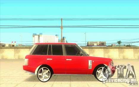 Arfy Wheel Pack 2 для GTA San Andreas девятый скриншот
