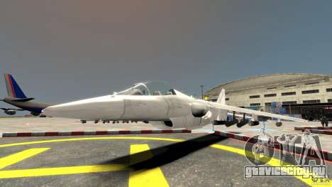 Liberty City Air Force Jet для GTA 4