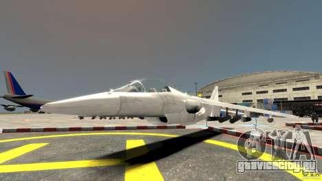 Liberty City Air Force Jet для GTA 4