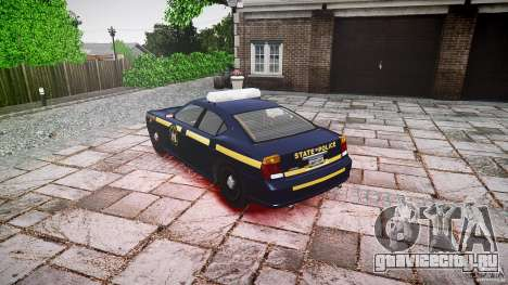 New York State Police Buffalo для GTA 4