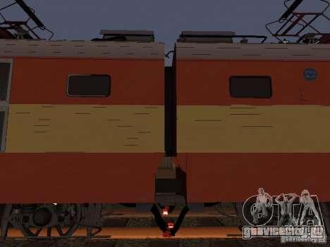 ЧС200 009 для GTA San Andreas вид слева