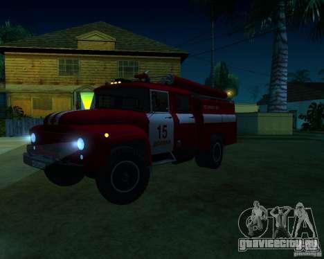 ЗиЛ 130 AЦ 40 для GTA San Andreas